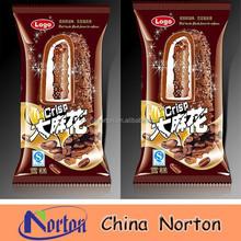 Food Packaging Plastic Film Bag for Freezing Ice-cream NTP-PF115B