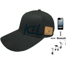 Baseball Bluetooth Hat with Music/Calls