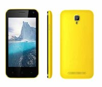popular design 4 inch WCDMA 3g android mobile phone
