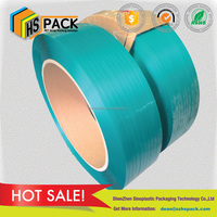 machine packing application high tension pet strapping belt for steel strip bale