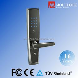 digital door lock, electric panel door lock, keypad lock