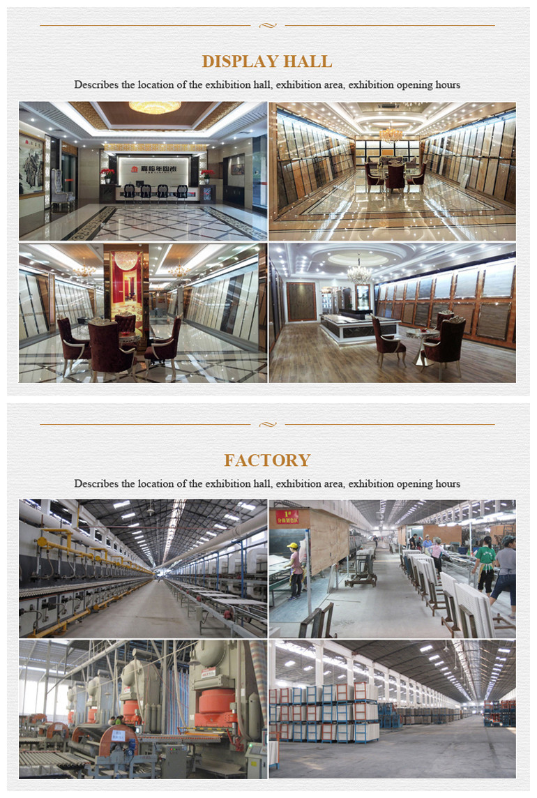 Pre o de f brica met lica porcelanato azulejos telha da for Fabrica de azulejos