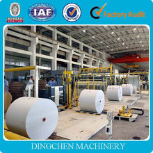 30 years factory specialized in 1880mm stainless steel a4 paper making machine
