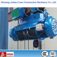 Wire Rope Hoist with Mitsubishi Hoist Motor/Electric Hoist Cranes