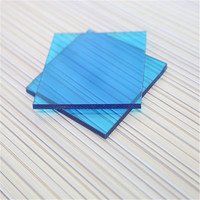 construction building pc holllow solid lexan polycarbonate corrugated plastic roofing sheet