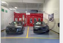 WLD9000 Car Painting Room/cabina de pintura/cabine de peinture