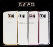 New Chrome Hard Case For Samaung Galaxy S6 G9200