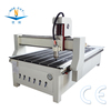 NC-1224 mdf table router cnc cutter machine for aluminum