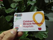 Club Member Card For Children's Networking