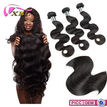 Unprocessed Virgin New Style Design Wet And Weave Crystal Liquid For Hair