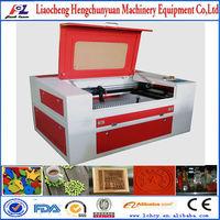 50W 60W co2 laser photo etching machine on wood/stone/acrylic/leather