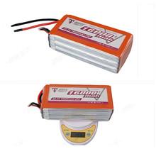 High power Lithium polymer 22.2V 16000mAh 25C 6S UAV Battery for DJI S800 EVO/DJI S1000/DJI S1000+