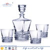 750ml square old fashioned Whiskey glass Wine Decanter