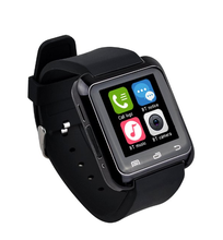 U80 Bluetooth 4.0 Smart Wrist Wrap Watch Phone for Smartphones IOS Android Apple iphone 5/5C/5S/6/6 Puls Android Samsung