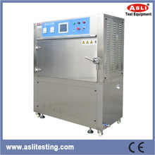 high accuracy uv aging test chamber manufacturer for yellow test of plastic