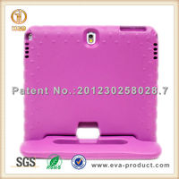 Foldable stand EVA tablet cover for samsung galaxy note 10.1 P600