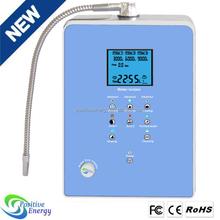 7/9 plates PE alkaline water ionizer