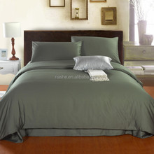 Luxury Bamboo Bedding Sets /Silky Bamboo bed linen/solid color bedding set