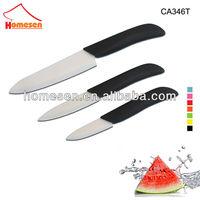 Hot selling zirconium oxide ceramic knife