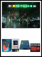 Standard TCP/IP Intelligent China car parking guidance system