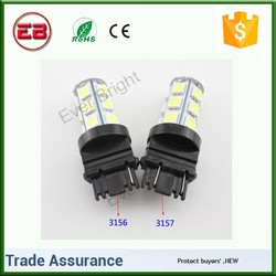 CE,ROSH 3157 5050 18 SMD Auto light Car Turn brake car led lamp ,light for car