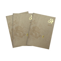 china manufacturer printed catalogue instruction manual