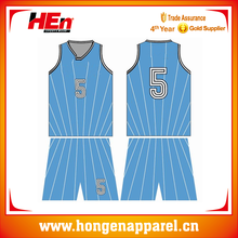 College Basketball Uniform, Best Selling Basketball Top For Player