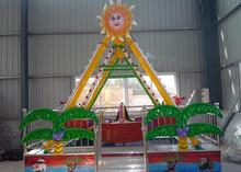 Amusement pirate ship rides Mini pirate ship small park rides swinger for sale