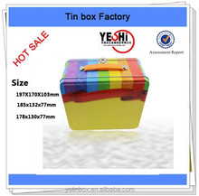 wholesale customize food grade high quality lunch box for food packing