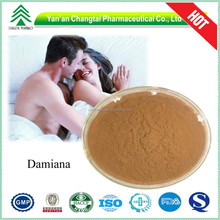 Pharmaceutical grade Best price high quality natural Damiana Extract