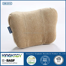 Cheap price wholesale furniture making supplies therapeutic car seat memory foam neck cushions