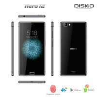 Hot sale for young people Disko i2 mobile phone Fingerprint to unlocked smart phone