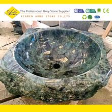 Lemurian azul pia de cozinha em granito fabricantes de pias de granito