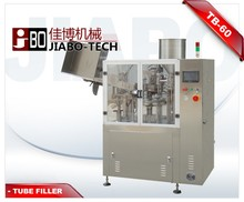 TB-60 Aluminum Tube Filling And Sealing Machine
