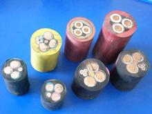 movable electrical rubber sheathed cable for mining , YZ,YZW rubber cable