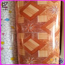Plain style export floor, 1.2mm plastic flooring
