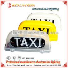 2012 Good Quality! Taxi LED Top Light Box