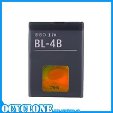 For Nokia Mobile Phone BL-4B Battery Shenzhen Supplier