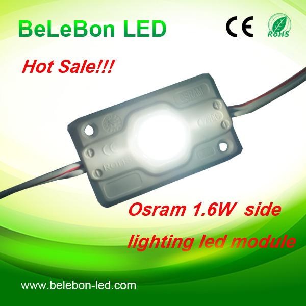 1.6 w módulo de led led luz para entrar smd módulo de injeção