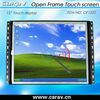 Industrial touchscreen open frame 12 inch lcd monitor (OF1200)