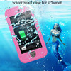 New Product High Quality Case for iPhone 6 Waterproof Case