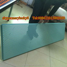 Perforated Metal Ceiling/Perforated metal Mesh sheet /suspended ceiling mesh