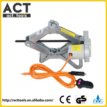 2015 professional and Durable 1.5 ton Electric Car Jack 12V DC with CE Certificate(GS,CE,EMC,E-MARK, PAHS, ROHS Certificate)