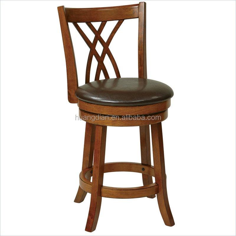 simplifier design bois adulte chaise haute pour la maison ou pour ... - Chaise Haute Pour Bar