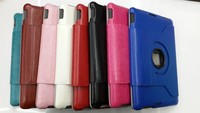 Design 360 Degree Rotating Luxury Leather Stand Protector Case For Asus MeMo Pad FHD 10