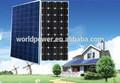 El mejor precio por vatio paneles solares 12v 100w, 100 vatios de paneles solares
