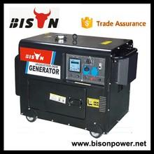 BISON(CHINA)China Supplier Diesel Power Silent USA Made Generators