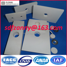 Wear Resistant High Alumina Ceramic Tile for Lining of conveying equipment