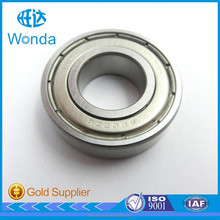 Less coefficient of friction durable plastic pulley v groove wheel bearing v groove ball bearing