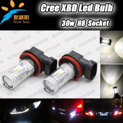 H8 car lamp H11 9006 9005 5050 smd led auto fog light